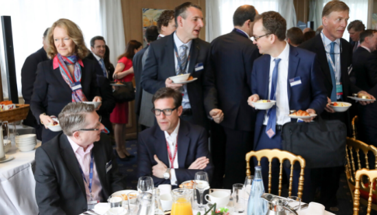 The Happetite private equity breakfast